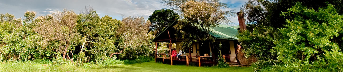 Acacia Mara Bush House