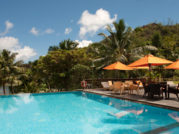 Leisurely Seychelles Escape - Swimming pools