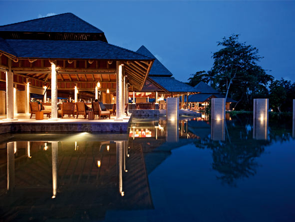 Leisurely Seychelles Escape - Romantic ambience