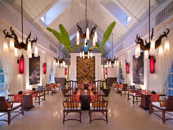 Banyan Tree Seychelles - Award-winning cuisine