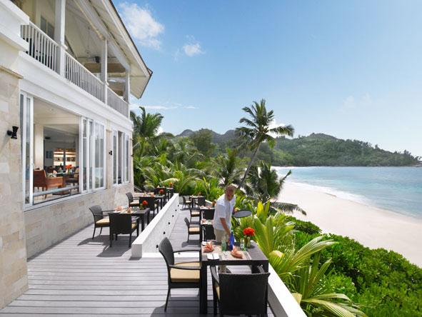 Banyan Tree Seychelles - Casual dining