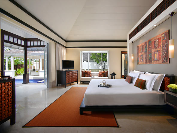 Banyan Tree Seychelles - Spacious suites