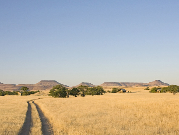 Namibia Circuit - Undiluted natural beauty