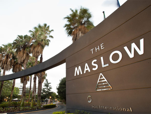 The Maslow - Complimentary shuttle service