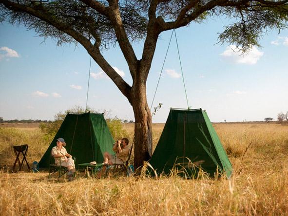 Natural Tanzania - Fly-camping