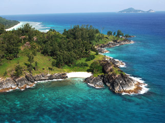 Where to go in Africa in February - a classic private Seychelles island