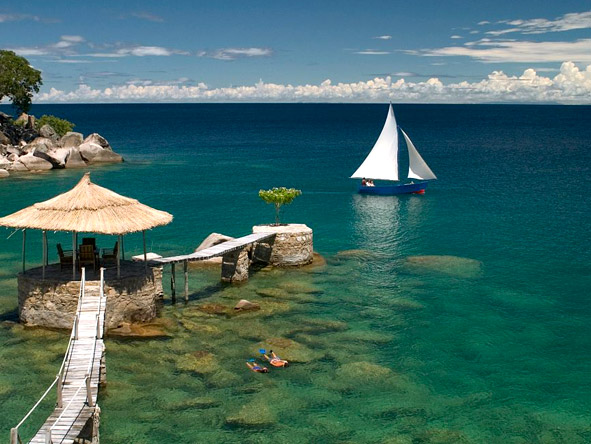 Mvuu & Kaya Mawa Adventure - Watersports galore