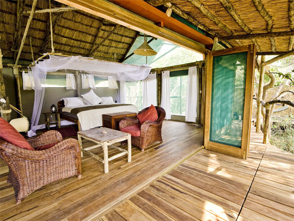 Mvuu & Kaya Mawa Adventure - Authentic safari-style tents
