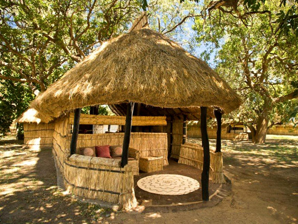 Zambian Walking Safari Adventure - Riverside chalets