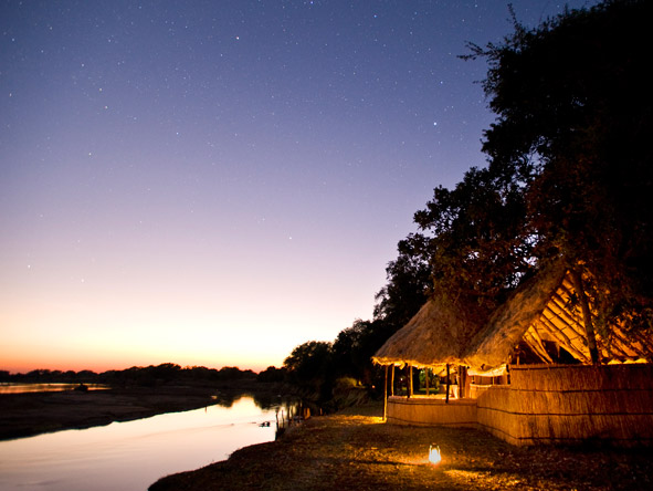 Zambian Walking Safari Adventure - Big sky country