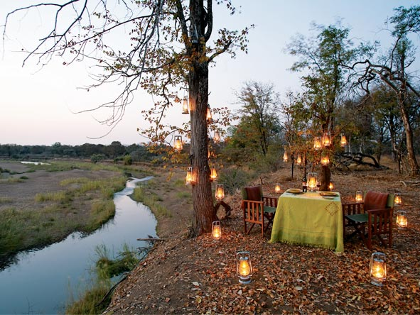 Singita Pamushana Lodge - Unforgettable safari suppers