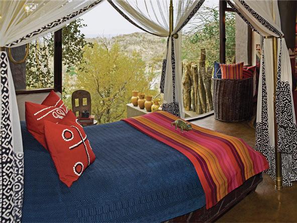 Singita Pamushana Lodge - Informal ambience