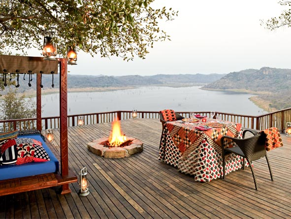 Singita Pamushana Lodge - Stunning views