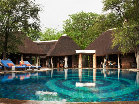 Singita Pamushana Lodge - Private plunge pool