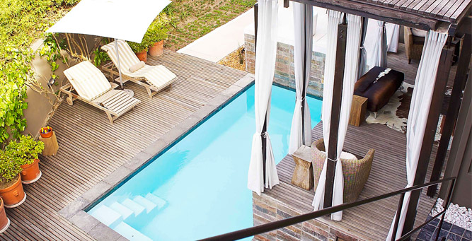 Top Boutique Hotels & Guest Houses in Cape Town - Kensington Place