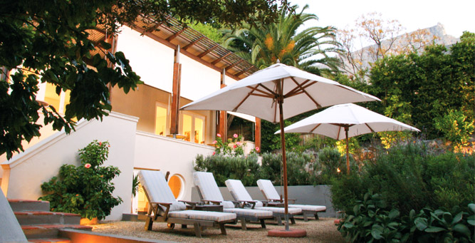 Top Boutique Hotels & Guest Houses in Cape Town - Four Rosmead
