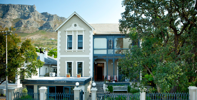 Top Boutique Hotels & Guest Houses in Cape Town - Welgelegen