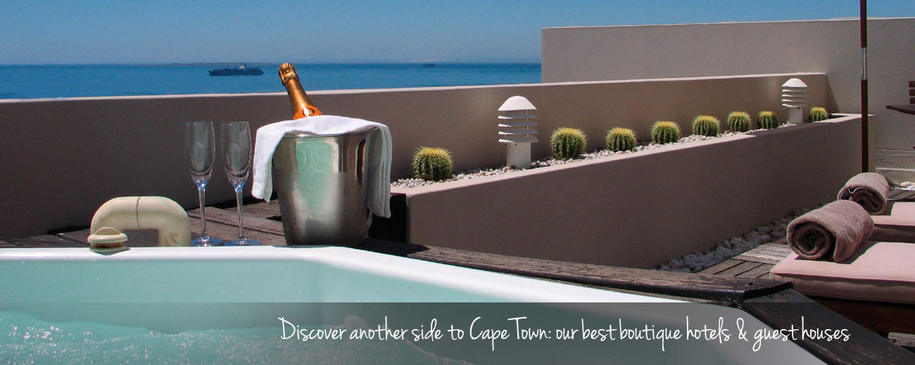 Top Boutique Hotels & Guest Houses in Cape Town