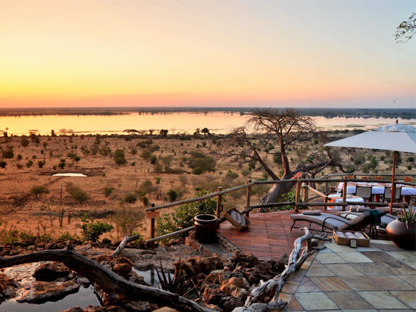 Ngoma Safari Lodge - Perfect for honeymooners