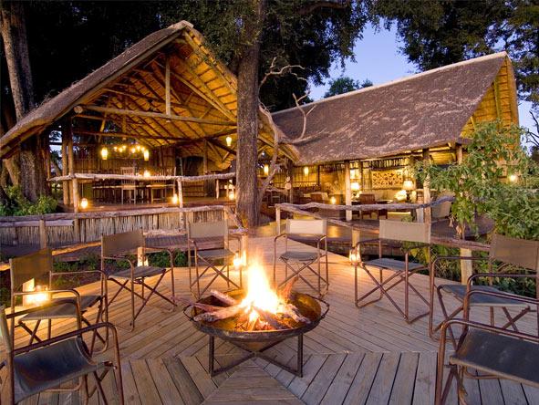 Duba Plains Camp - Campfire stories