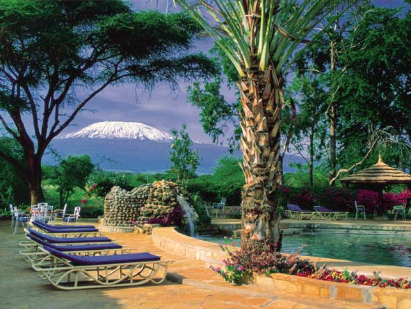 Classic Kenya Private 4x4 Safari - Mount Kilimanjaro views
