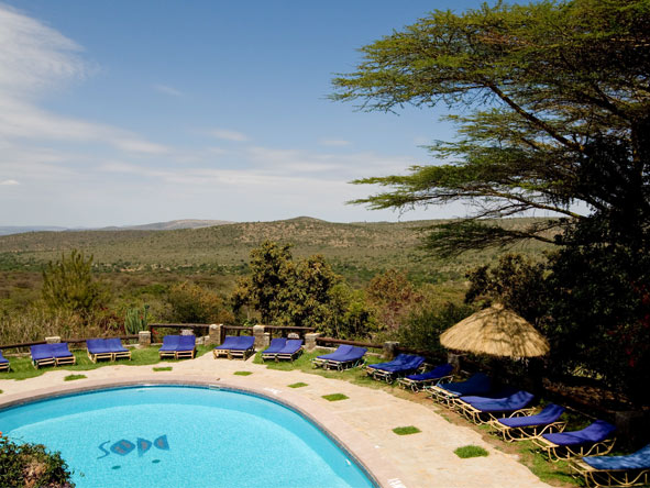 Classic Kenya Private 4x4 Safari - Excellent views