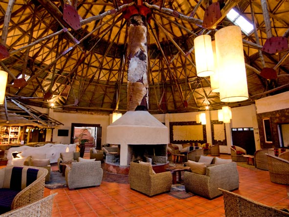 Classic Kenya Private 4x4 Safari - Indoor fireplaces