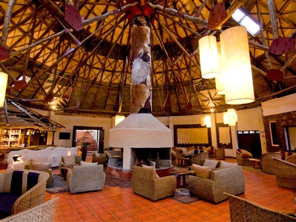 Classic Kenya Private 4x4 Safari - Indoor fireplaces
