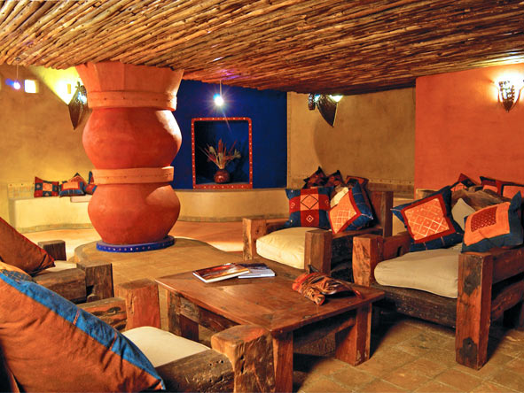 Serengeti Safari Adventure - Traditional, natural design