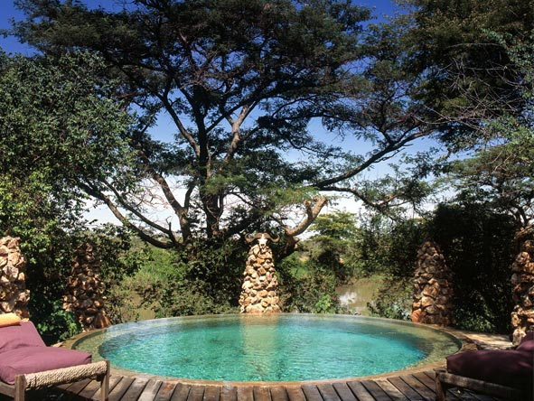 Grumeti Serengeti Tented Camp - Swimming pool