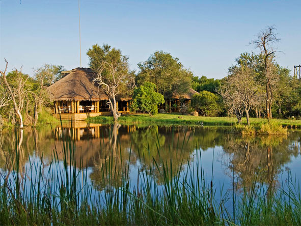 Camp Jabulani - Small & intimate