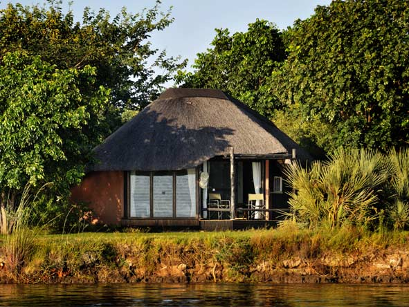 Family Journey through Botswana - Chobe River views