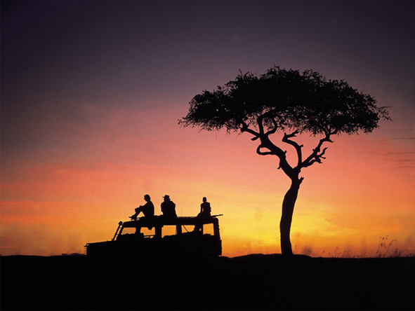 Discover Kenya Wilderness Adventure - Stunning sunsets