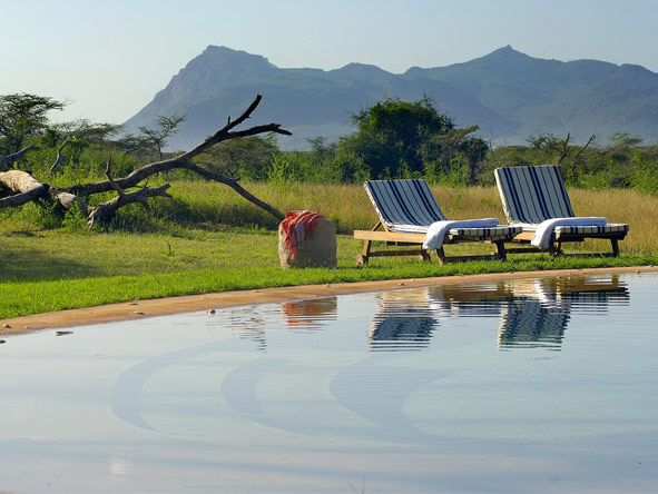 Discover Kenya Wilderness Adventure - Swimming pool