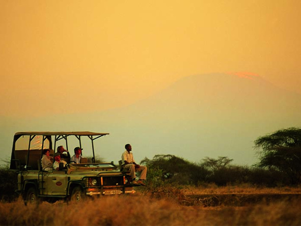 Magnificent Amboseli & Mara Retreat - Mount Kilimanjaro