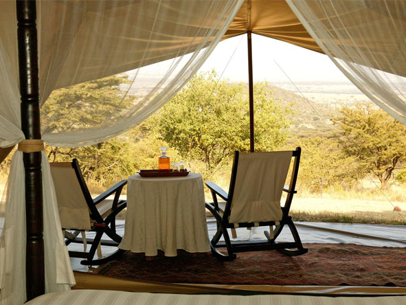 Cottars 1920s Camp - Perfect for honeymooners & couples