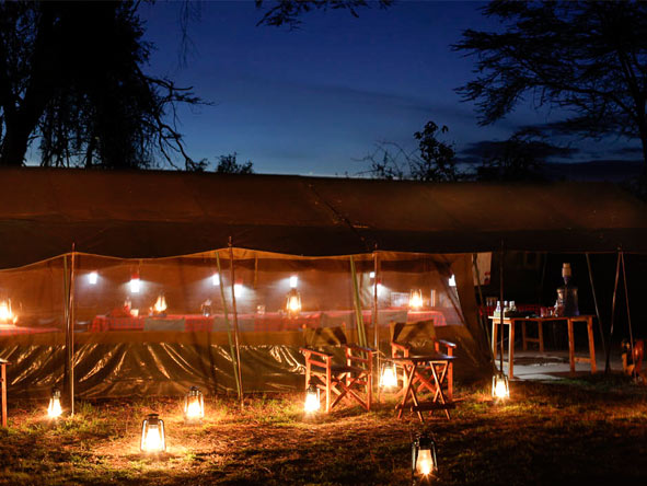 Explore Kenya Camping Adventure