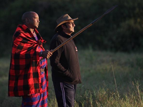 Explore Kenya Camping Adventure - Guided nature walks
