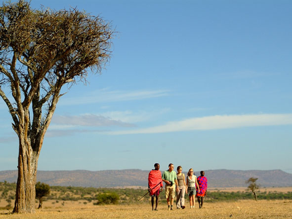 Explore Kenya Camping Adventure - Quintessential East African safari