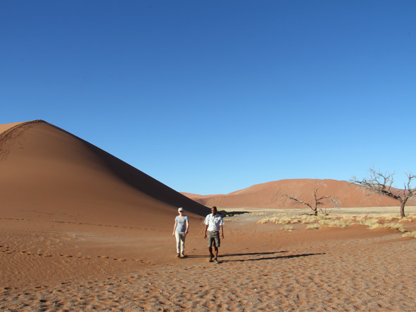 Great Namibian Safari - Sand dunes of Sossusvlei