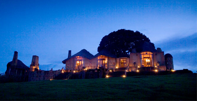 Top 6 Places in for Small Weddings in Africa - Ngorogoro Crater Lodge