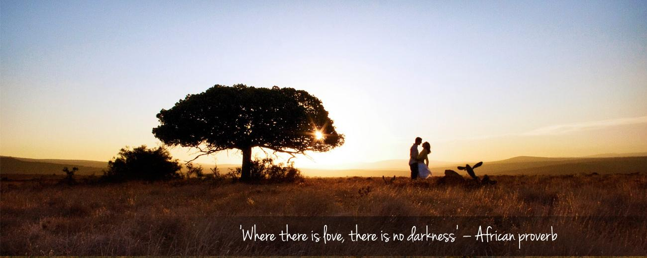 Top 6 Places for Small Weddings in Africa Banner