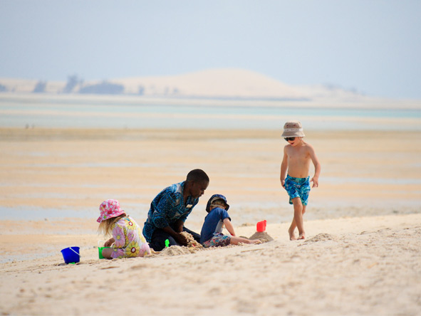 Luxury Family Safari & Beach Adventure - Family-friendly adventure