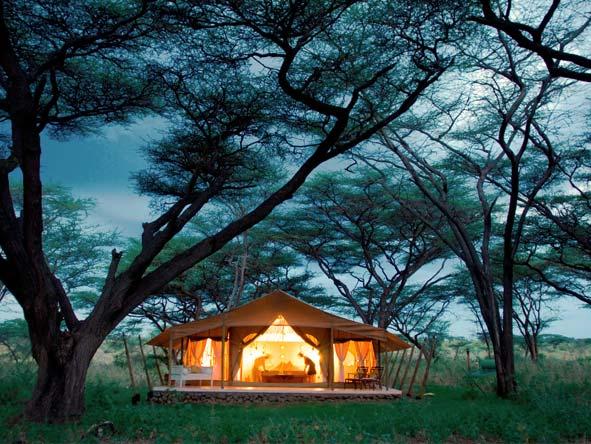 Wilderness Retreat Flying Safari - Beautiful views