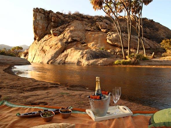 Wilderness Retreat Flying Safari - Remote & magical setting