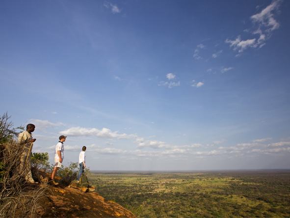 Lavish Getaway Flying Safari - Sensational views