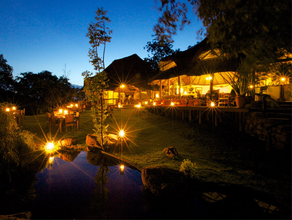 Lavish Getaway Flying Safari - Award-winning lodges