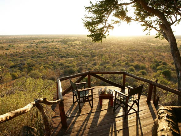 Lavish Getaway Flying Safari - Calm & relaxing