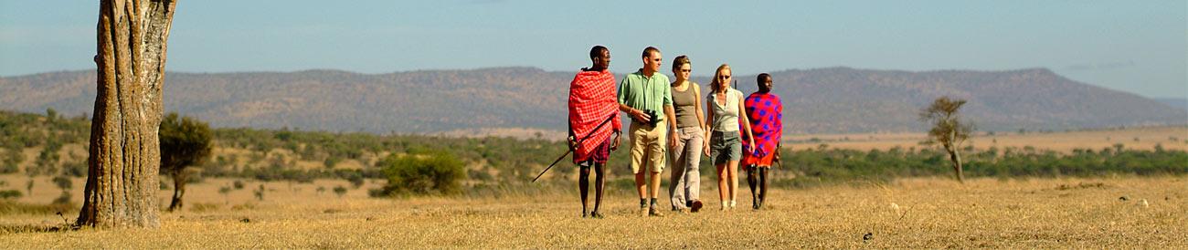 Laikipia & Mara 4x4 Safari