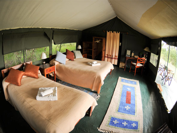 Laikipia & Mara 4x4 Safari - Family-friendly adventure